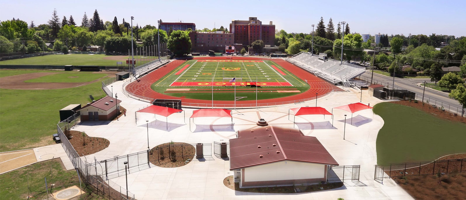 Chico High School Staidum